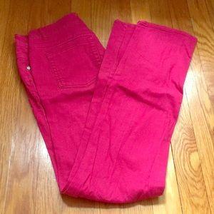 Celebrity Pink Pink Straight Leg Jeans